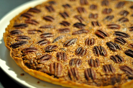 recette pecan pie menu by menu. Black Bedroom Furniture Sets. Home Design Ideas