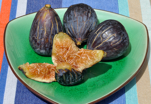 Figues au naturel
