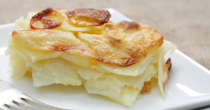 recette gratin dauphinois tm k menu by menu. Black Bedroom Furniture Sets. Home Design Ideas