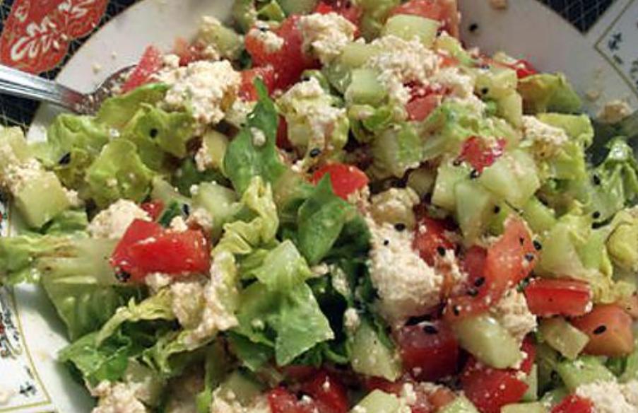Recette De Salade Les Foodies