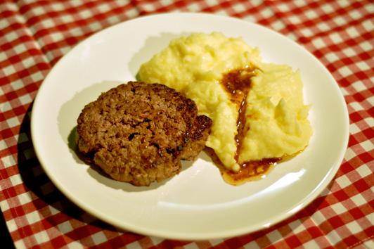 recette steak hach pur e maison menu by menu. Black Bedroom Furniture Sets. Home Design Ideas